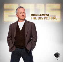 Ron James interview