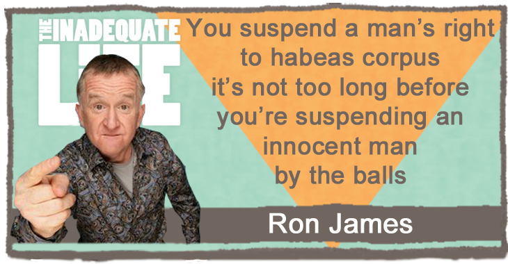 Ron James Interview, comedian