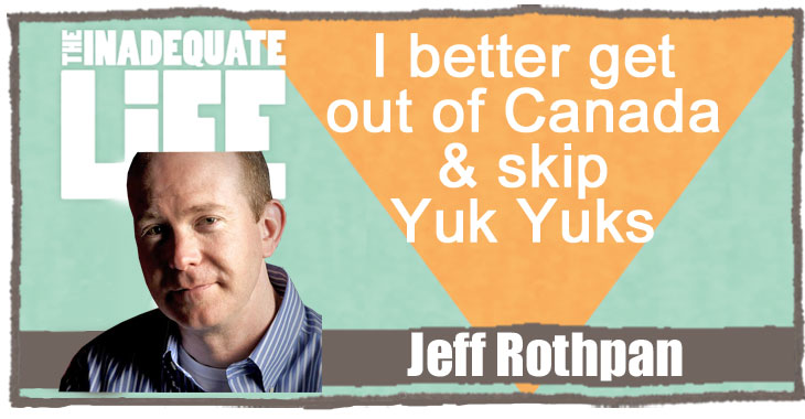 Jeff rothpan, interview, jeff dunham, just for laughs