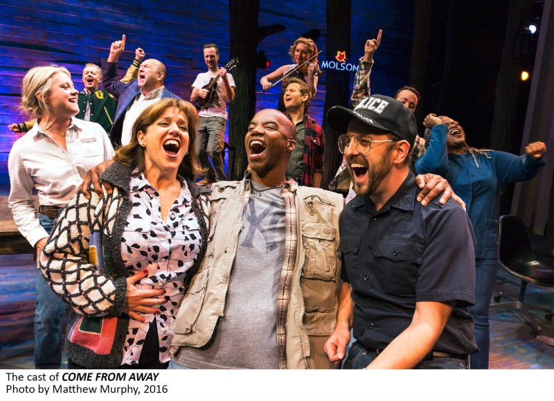 Come From Away, Irene Sankoff and David Hein, podcast
