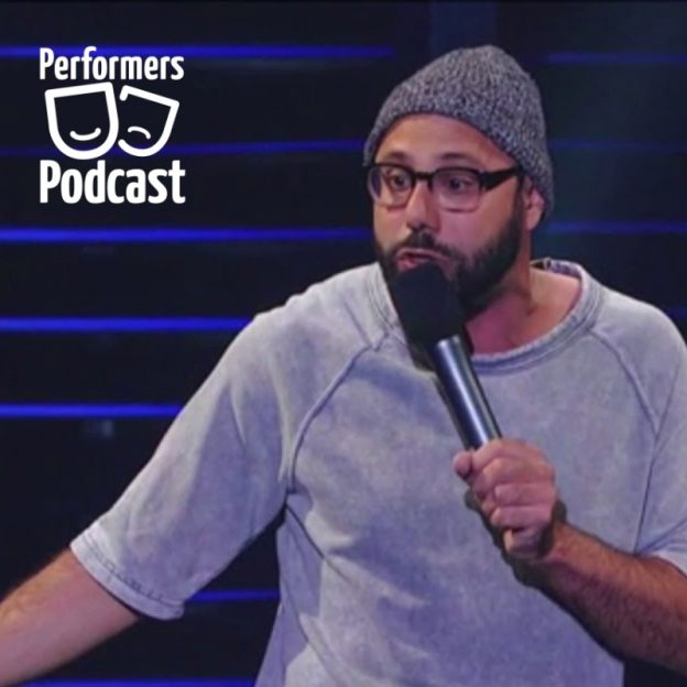 Comedian: Dave Merheje, podcast interview