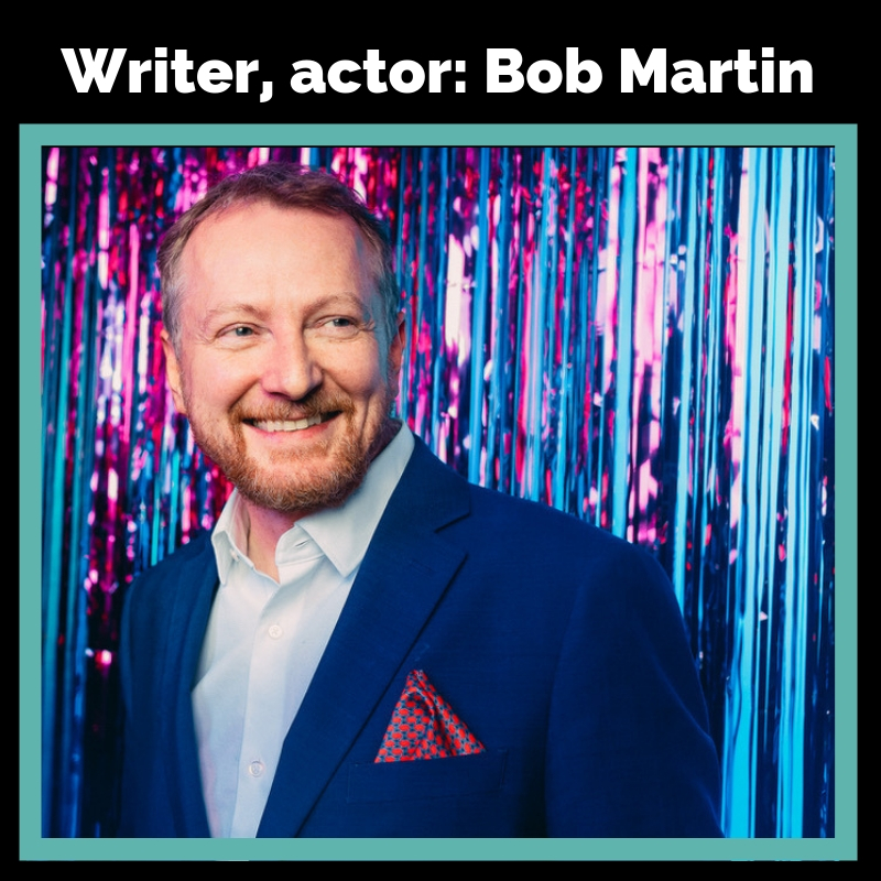 Bob Martin INterview